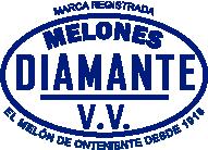 Melones Diamante Logo